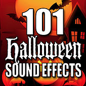 101 Halloween Effects by Sound Effects Library