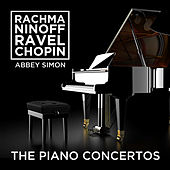 Rachmaninoff, Chopin and Ravel: The Piano Concertos by Various Artists
