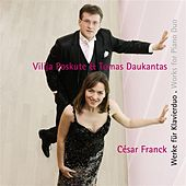 Franck: Works for Piano Duo by Various Artists