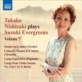 Takako Nishizaki Plays Suzuki Evergreens, Vol. 7 by Various Artists
