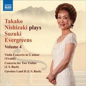 Takako Nishizaki Plays Suzuki Evergreens, Vol. 4 by Various Artists