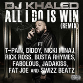 All I Do Is Win (Remix) by DJ Khaled