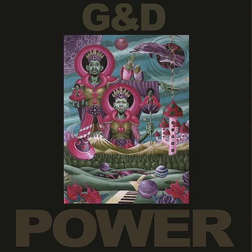 Power EP by Georgia Anne Muldrow