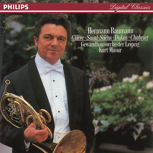 French Horn Music by Hermann Baumann