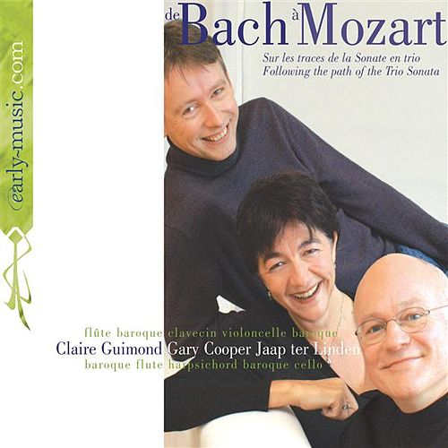 De Bach A Mozart Sur Les Trac by Various Artists