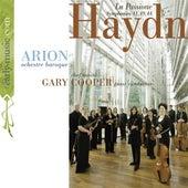 Haydn, F.J. La Passion (Symphonies Nos. 41, 44, 49) by Gary Cooper