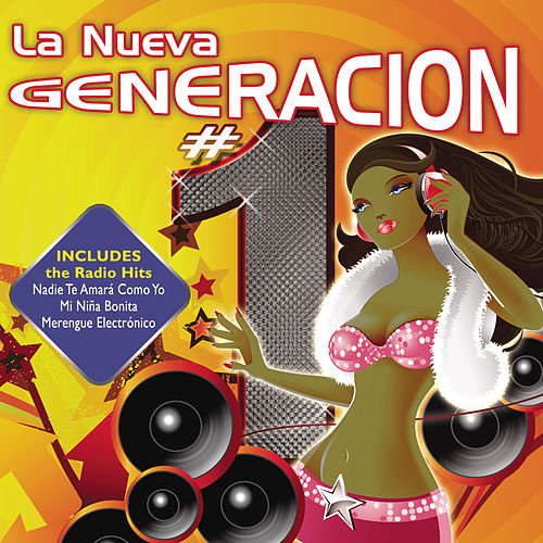 La Nueva Generacion by Various Artists