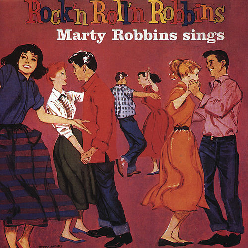 Rock'n Roll'n Robbins by Marty Robbins