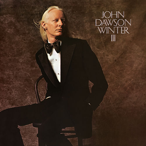 John Dawson Winter III by Johnny Winter