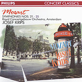 Mozart: Symphonies Nos. 21, 22, 23, 24 & 25 by Royal Concertgebouw Orchestra