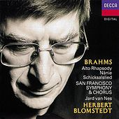 Brahms: Works for Chorus & Orchestra by Various Artists