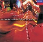Bartók/Lutoslawski: Concertos for Orchestra by Cleveland Orchestra