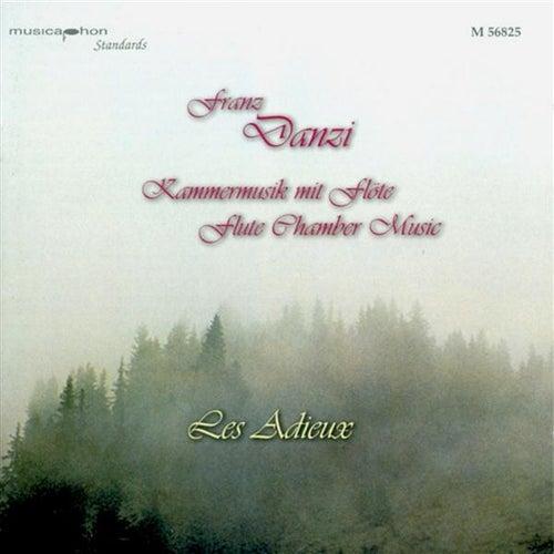 Danzi, F.: Flute Chamber Music by Ensemble Les Adieux
