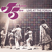 Live At The Forum by The Jackson 5