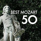 50 Best Mozart by Various Artists
