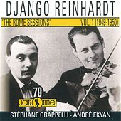 The Rome Sessions (Vol 1 - 1949/ 1950) by Django Reinhardt