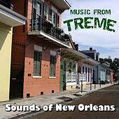 Music From Treme - Sounds of New Orleans by Various Artists