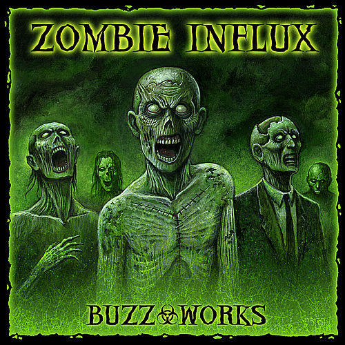 Zombie Influx by Buzz-Works