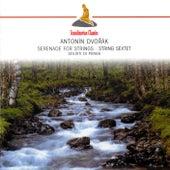 Dvorak: Serenade, Op. 22 - String Sextet, Op. 48 by Boris Monoszon