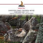 Weyse: Symphonies Nos. 1 & 7 by Lars Ulrik Mortensen