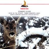 Elgar: Une voix dans le desert - Piano Concerto by Various Artists