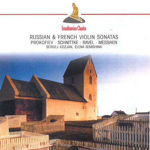 Russian and French Violin Sonatas by Various Artists