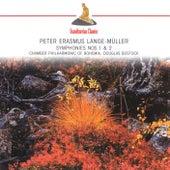 Lange-Muller: Symphonies Nos. 1 & 2 by Douglas Bostock