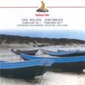 Nielsen: Symphony No. 1 - Sibelius: Symphony No. 7 by Okko Kamu
