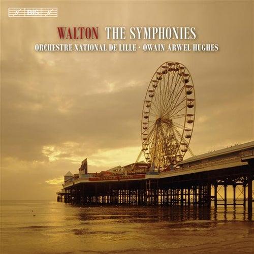 Walton: The Symphonies by Owain Arwel Hughes