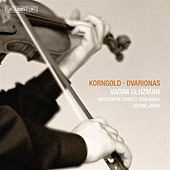 Korngold: Violin Concerto in D major, Op. 35 - Dvarionas: Prie ezerelio (By the Lake) - Violin Concerto in B minor by Various Artists
