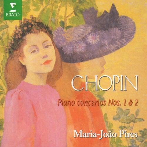 Chopin : Piano Concertos Nos 1 & 2 by Maria Joao Pires