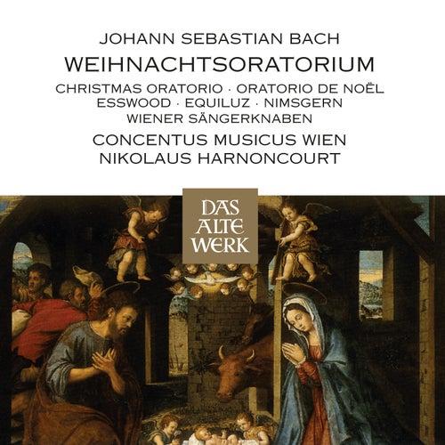 Bach, JS : Weihnachtsoratorium [Christmas Oratorio] by Nikolaus Harnoncourt