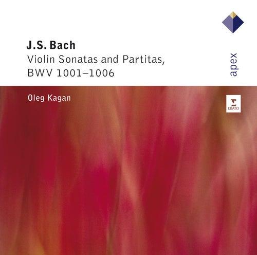 Bach : Violin Sonatas & Partitas BWV1001-1006 by Oleg Kagan