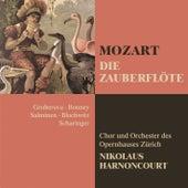 Mozart: Die Zauberflöte by Nikolaus Harnoncourt