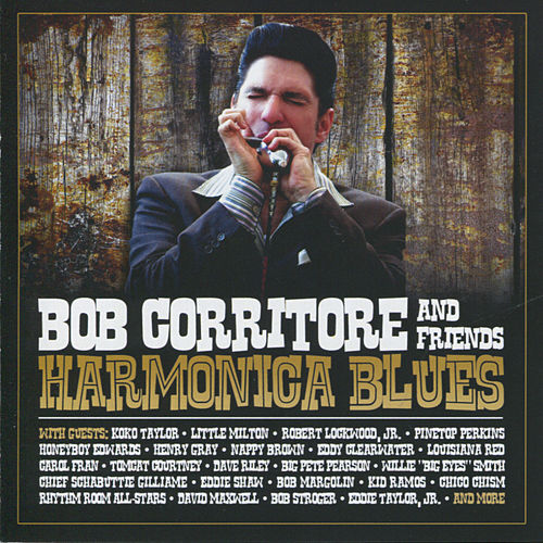 Harmonica Blues by Bob Corritore