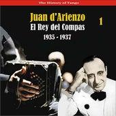 The History of Tango / El Rey del Compas / Recordings 1935 - 1937, Vol. 1 by Various Artists