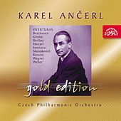 Ancerl Gold Edition 29  Overturas /Beethoven,Glinka,Berlioz,Mozart,Smetana,Shostakovich,Rossini,Wagner,Weber by Czech Philharmonic Orchestra