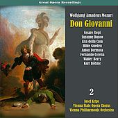 Mozart: Don Giovanni [1955], Vol. 2 by Various Artists