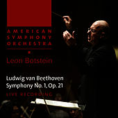 Beethoven: Symphony No. 1 in C Major, Op. 21 by American Symphony Orchestra