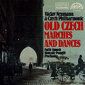 Komzak / Kmoch / Fucik: Old Czech Marches and Dances by Czech Philharmonic Orchestra