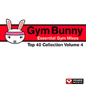 Gym Bunny Essential Gym Mixes Vol. 4 (Top 40 Collection) by Various Artists