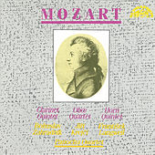 Mozart: Quintet in A major, Quartet in F major, Quintet in E flat major by Panocha Quartet