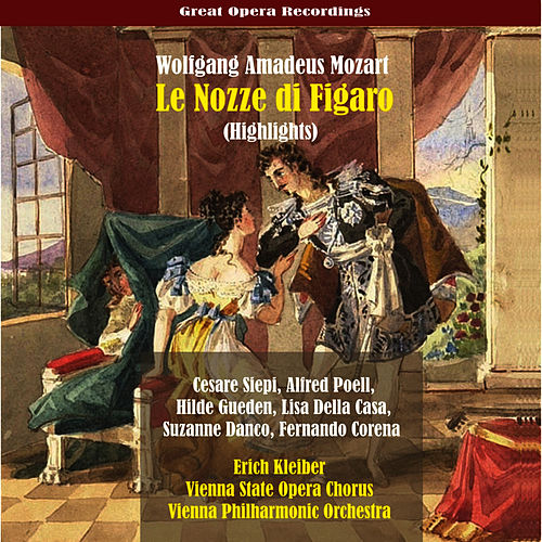 Mozart: Le Nozze di Figaro [1955] (Highlights) by Erich Kleiber