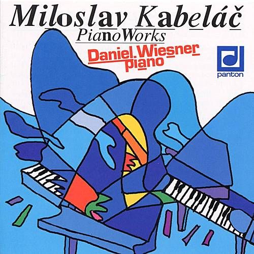 Kabelac: Piano Works by Daniel Wiesner
