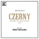 Czerny:Etudes De Mecanisme by Meiko Miyazawa [Piano]