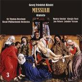 Händel: Messiah, Oratorio, HWV 56, Vol. 3 by Jennifer Vyvyan