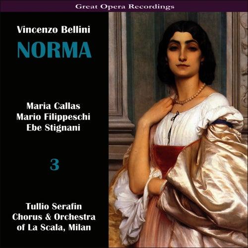 Bellini: Norma [1954], Vol. 3 von Maria Callas