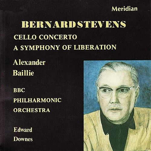 Baillie: Cello Concerto & Liberation Symphony by Alexander Baillie