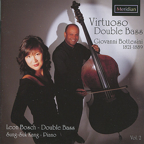 Virtuoso Double Bass by Leon Bosch