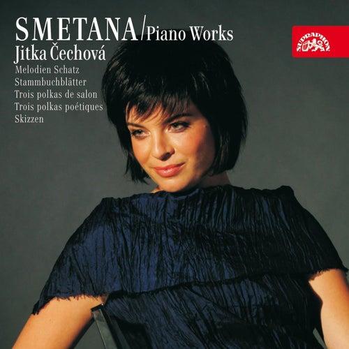 Smetana: Piano Works 4 by Jitka Cechova